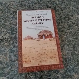 Other - The No 1 Ladies Detective Agency Paperback Book